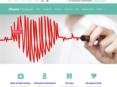 Dott. Mauro Cassese - Cardiochirurgo