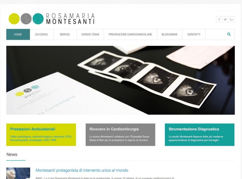 D.ssa Rosamaria Montesanti - Cardiologa